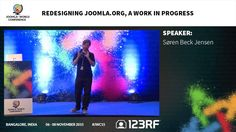 Søren Beck Jensen: Redesigning Joomla.org, a work in progress Next video of our series with videos from the Joomla! World Conference 2015 in Bangalore, India.