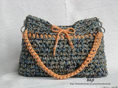 Bolsos de trapillo Berlanda, España. Colección http://www.bolsosberlanda.com/#!an01/c1ftt https://www.facebook.com/pages/Bolsos-de-trapillo-%CE%92%C3%9F/244288715729556?ref=tn_tnmn