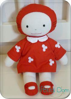 Ma poupée... - Petits D'om - Poupée Emilie