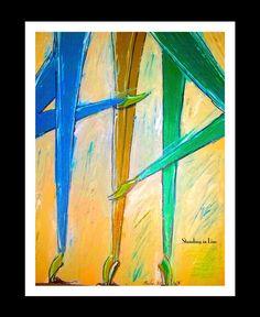 Dance Print Dance Art Ballet Dancer Pop Art Abstract by RONTOURAGE