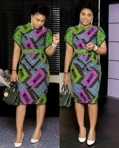 Latest Ankara Dress Styles - Loud In Naija African Fashion Ankara, Latest African Fashion Dresses, African Print Fashion, Short African Dresses, African Print Dresses, African Dress Styles, African Style, Ankara Dress Styles, Ankara Gowns