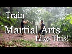 Advance Your Martial Art Skills Faster with Environmental Training: Fili...