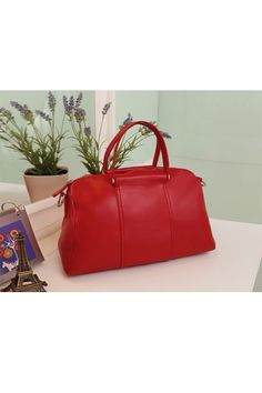 High Quality Double Handle Shoulder Bag