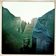 Afghanistan War.  Taken with an iPhone.