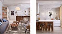 Kaksi modernia kotia - Two Modern Homes   INT2 architecture                                                                                ...