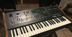 Synthesizer website dedicated to everything synth, eurorack, modular, electronic music, and more. Moog Synthesizer, Electronic Music, Keyboard