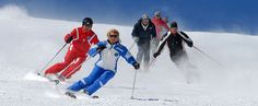 Seiser Alm im Winterurlaub: Skifahren, Winterwandern, Langlaufen, Schneeschuhwandern, Rodeln in den Dolomiten.