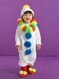 Disfraces de halloween para niños con materiales caseros o reciclados : cositasconmesh