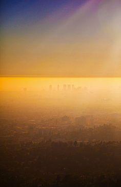summer in LA… im already sweating
