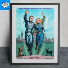 Precisely How Superheroes Handle Wedding Stress For More Details On Customposters