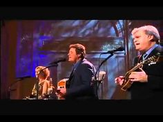 Vince Gill Alison Krauss Ricky Skaggs   Go Rest High On That Mountain Live