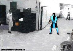 Funny Gif Of The Day: Finish Him!