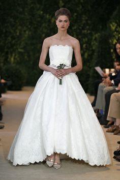 Voluminous Ballgowns from Spring 2014 Bridal Market