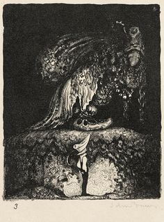 MONSTER BRAINS: John Bauer