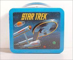 Star Trek Original Series Lunch Box