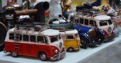 Furgonetas Volkswagen .