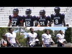 HSFB : North Carolina Vs Virginia : Vance (NC) vs George Washington (VA)…