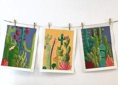 Southwestern Cacti