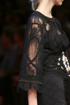 """covet-couture: """" Dolce & Gabbana, Spring/Summer 2015 RTW """""""