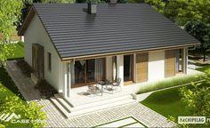 Proiecte de case mici cu structura metalica ieftine