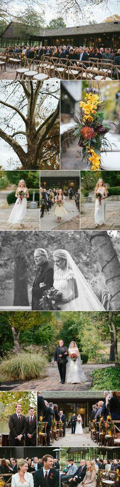 A Fall Darby House Wedding // Galloway, Ohio