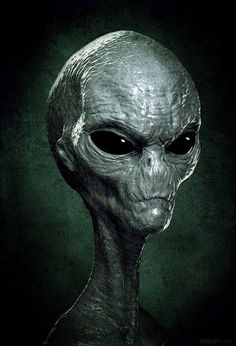"Grey Alien - ""it"" looks like us after ..."