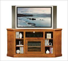 """Eagle Coastal 75745PLHG 63"""" Corner TV Stand $632"""