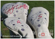 """Headcover """"Golf Göttin"""" - Be Undercover Undercover, Leather, Nice Asses"""