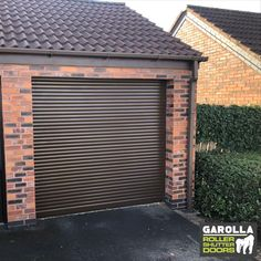 This unique electric garage door can be a very inspiring and fabulous idea gara .This unique electric garage door can be a very inspiring and fabulous idea garagedoorelectricInstallation of the garage door openerA smooth installation Brown Garage Door, Garage Door Paint, Garage Door Decor, Garage Door Makeover, Garage Door Design, Garage Door Repair, Unique Garage Doors, Best Garage Doors, Garage Door Opener Installation