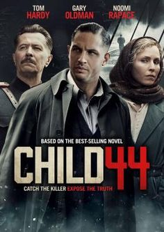 Child 44, Movie on Blu-Ray, Drama Movies, Suspense Movies, new movies, new movies on Blu-Ray