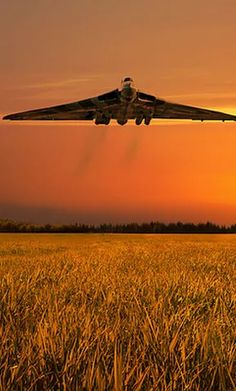 Avro Vulcan Bomber canvas prints and wall art for sale