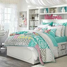 dream rooms for girls teenagers - dream rooms . dream rooms for adults . dream rooms for women . dream rooms for couples . dream rooms for girls teenagers . dream rooms for adults bedrooms Cute Bedroom Ideas, Awesome Bedrooms, Cool Rooms, Bedroom Inspiration, Teen Girl Bedrooms, Tween Girl Bedroom Ideas, Bedroom Decor For Teen Girls Dream Rooms, Bed Ideas For Teen Girls, Tween Beds