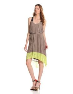 Jessica Simpson Women's Pleated Tank Dress, Taupe Grey, 10 Jessica Simpson,http://www.amazon.com/dp/B007CDXV6I/ref=cm_sw_r_pi_dp_ZFsyrb1E8AT8A6T2