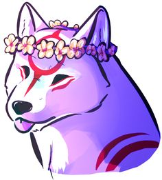 Okami *echoes it repeatedly*