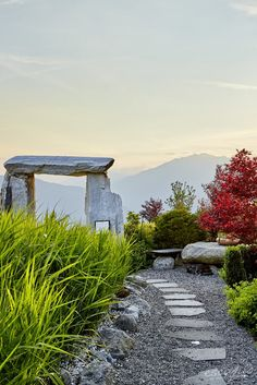 Garten des Hotel Chalet Mirabell, Hafling, Italien - Trentino Südtirol