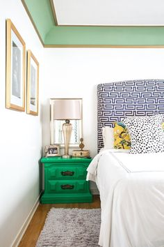 6 Alive Clever Tips: Kids Bedroom Remodel Bookshelves bedroom remodel ideas space saving.Bedroom Remodel Ideas Loft bedroom remodel on a budget interior design.Master Bedroom Remodel On A Budget. Girls Bedroom, Guest Bedrooms, Trendy Bedroom, Master Bedrooms, Bedroom Sets, Master Suite, Bedding Sets, Chinoiserie, Green Bedroom Paint