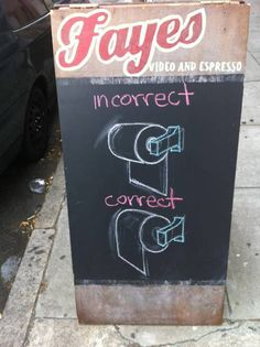 See? This person gets it. 31 Bar & Coffee Shop Sidewalk Signs That Are Actually Funny. See mom I'm right.