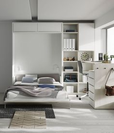 Bedroom and Bathroom Convertible Furniture, Folding Beds, Bed Wall, House 2, Bunk Beds, Entryway, New Homes, Loft, Bedroom