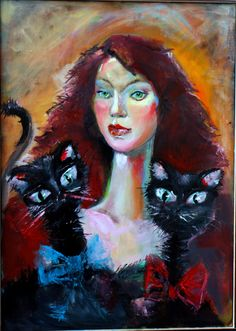 Hey, I found this really awesome Etsy listing at https://www.etsy.com/il-en/listing/209913863/oil-painting-expressionism-contemporary