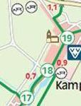 Fietsknooppuntensysteem in Zeeland - VVV Zeeland Symbols, Peace, Map, Logos, Icons, Location Map, Logo, A Logo, Cards