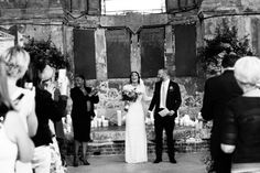 Asylum Chapel wedding, London. - Naomi Goggin Photography