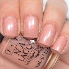 """opi """"Humidi-Tea"""" from the New Orleans collection."""