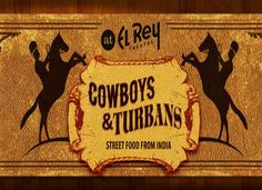 Cowboys and Turbans This intriguing fusion concept - Indian Mexican street food - is a must try. While not everything is vegetarian, check out tandoori  burritos and tacos, as well as naan pizzas.  2815 Sunset Blvd.  Los Angeles, CA 90036 (213) 483-7778