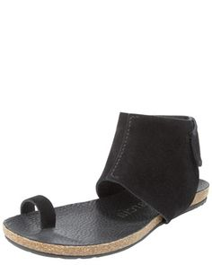 Ankle-Cuffed Flat Sandal by Pedro Garcia These were sandals i used in a couple of Rant Clothing photo shoots and had so many people ask about them. Now i see they have them available again