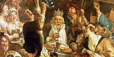 al compiere il decimo anno di regno del re gianFilippo, con la gì minuscola e la effe maiuscola...