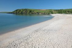 One of my favourite beaches Pentewan Sands in Cornwall. Had a lot of happy holidays here.