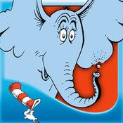 Horton Hears a Who! - Dr. SeussNEW FEATURES ADDED!!  - Record your own voice  - Share voice tracks with others that own this app  - Page selector  - Retina main menu  - New options for sound effects, hot spots and alerts  - And more!