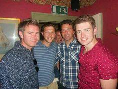 Photo of Neil, Colm, Ryan & Emmet for fans of Celtic Thunder 35140143 Beautiful Men Faces, Beautiful Voice, Gorgeous Men, Ryan Kelly, Celtic Music, Celtic Thunder, Irish Men, Falling Down, Choir