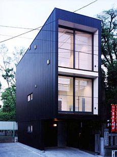 都市住宅と私の冒険 狭小住宅イズム - NIKKEI 住宅サーチ