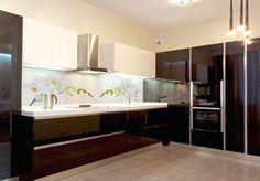 Ein blumiger Vorschlag für unsere Küche.  http://mural24.de/produktkonfiguration/21831379/